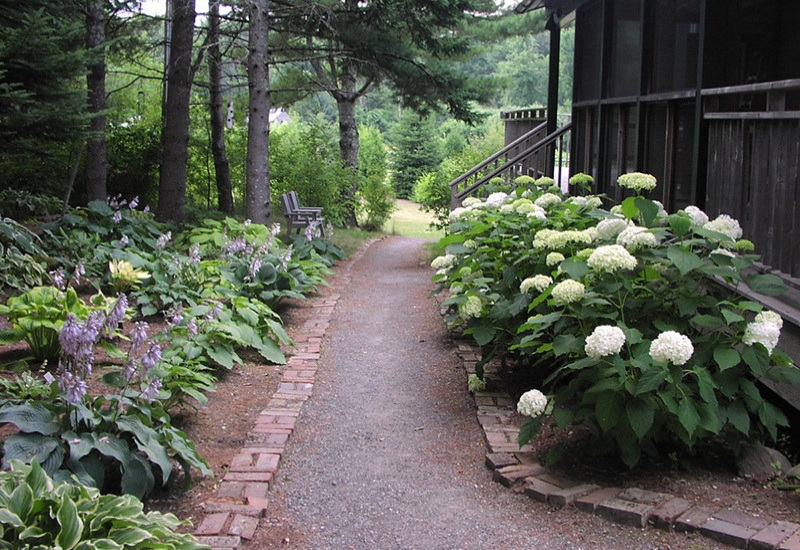 path at merryspring nature center