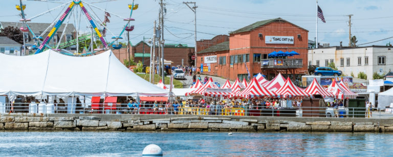 Rockport Festivals & Events - Maine Lobster Festival