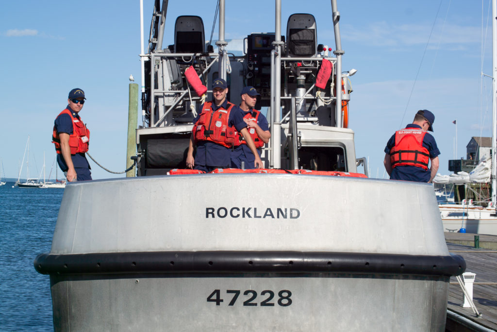 9 things you didn't know about the maine lobster festival - u.s. coast guard rockland