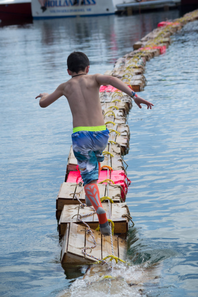 9 things you didn't know about the maine lobster festival - international crate race