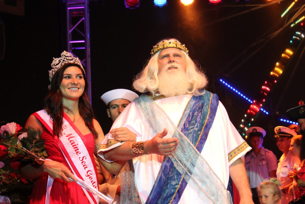 9 things you didn't know about the maine lobster festival - sea goddess coronation