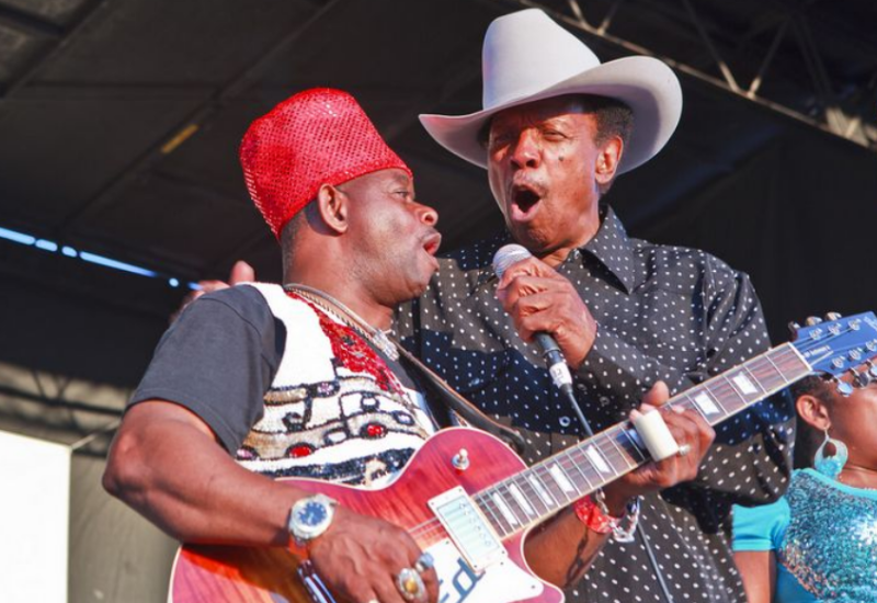 things you didn't know about the north atlantic blues festival - performers singing
