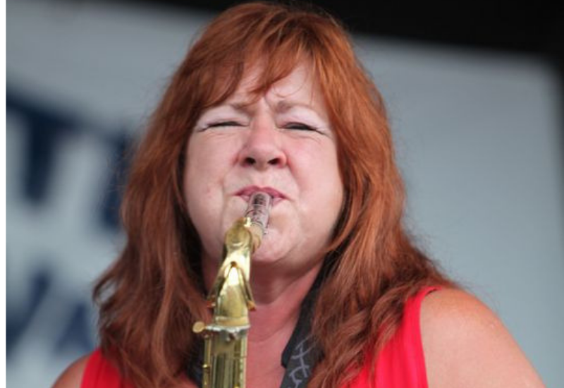 things you didn't know about the north atlantic blues festival - saxophone player