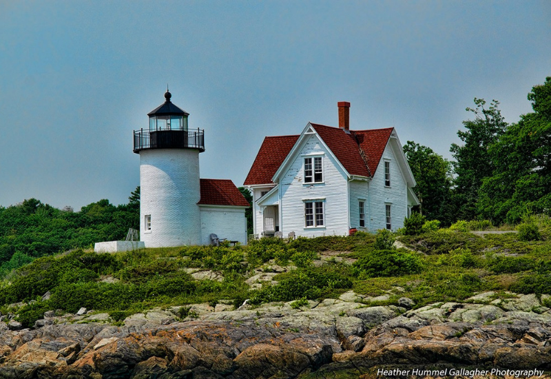 best lighthouses camden maine - curtis island light