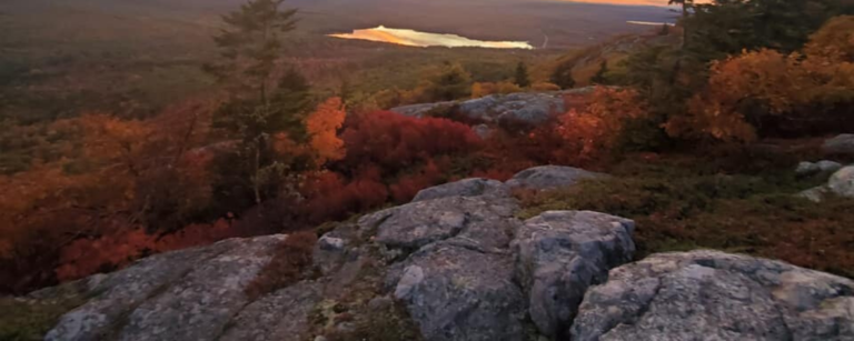 best trails for hiking rockland maine